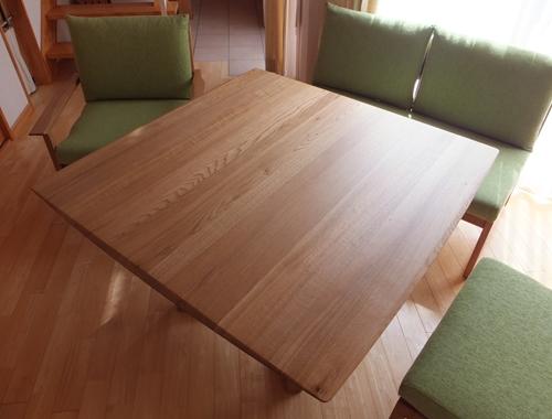 納品事例家族で囲む正方形型ldダイニング亀山市 T様邸 Room